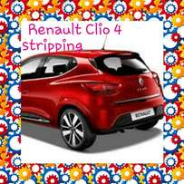 Renault Clio 4 parts call us