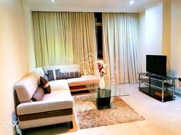 For Rent fully modern furnished apartment in big new tower in juffair