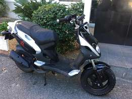 PGO Naked 110cc Scooter for Sale - AS-IS-NON-RUNNER OR FOR PARTS