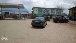 A Very Big Filling Station for sale at Awka road, Onitsha .