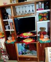 Wall unit on quick sale