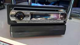 Sony DVD/mp3/USB single din, new in shop, Free delivery within nrb.