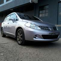 Nissan Tiida Limited Edition