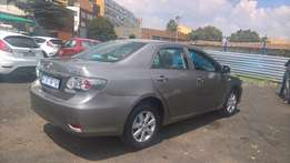 Toyota corolla quest 1.6 plus, Cloth Upholstery, Full Service Histo