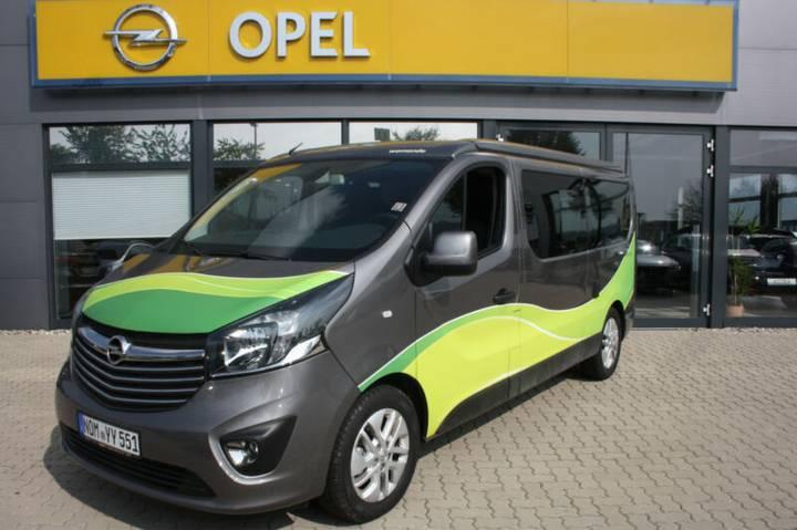 Opel Womondo Wave / Vivaro - 2018