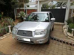 Subaru Forester SG5 year 2006