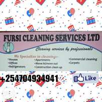 Fursi cleaning services