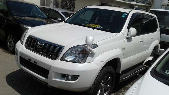 Land cruiser prado Changamwe - image 1