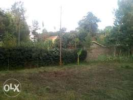 Land for sale at classic Nyeri Town