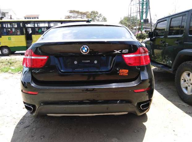 BMW X6 fully loaded black in colour. Lavington - image 1