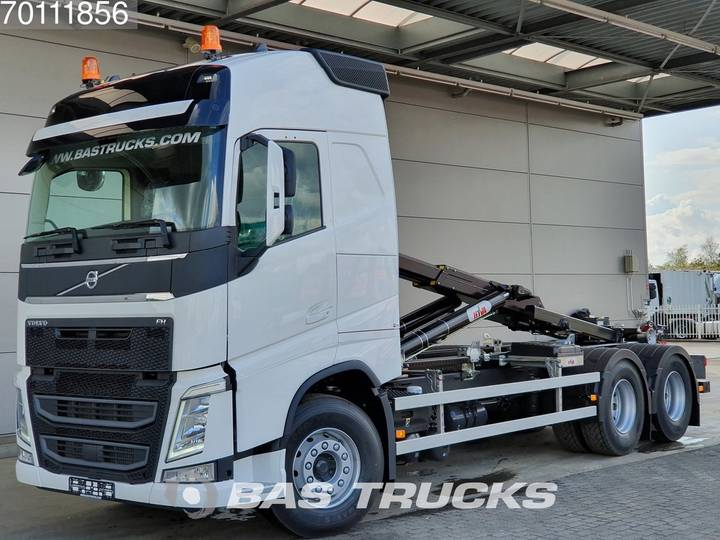 Volvo FH 460 6X2 NEW! 26-ton HYVA VEB+ Liftachse Euro 6 - 2019