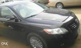 Toyota camry (spiders) 2008