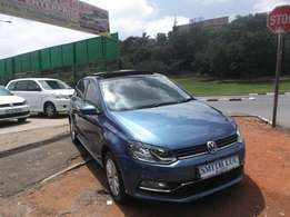 2015 model vw polo 1.4 Tsi used cars for sale in johannesburg