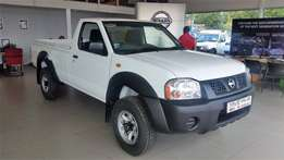 Nissan - NP300 Hardbody 2.4i LWB Single Cab