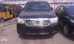 Clean hilux bullet proof forsale brand new