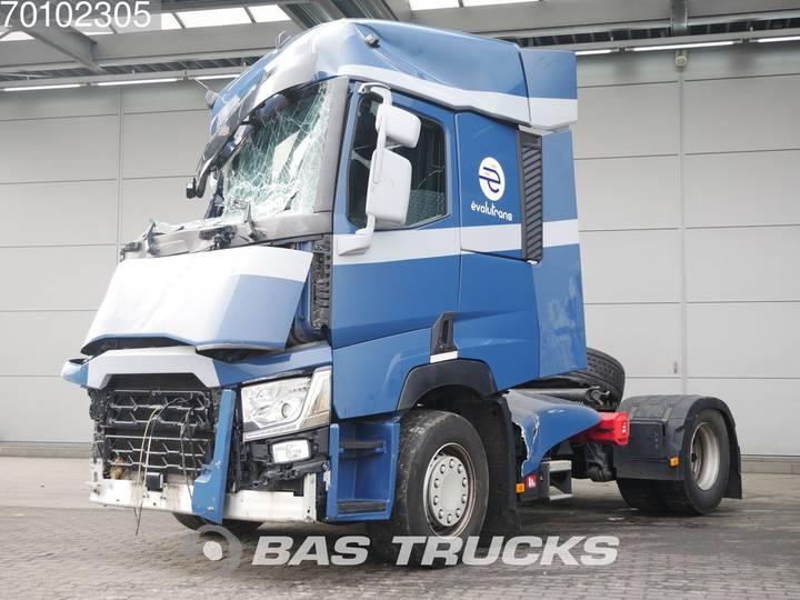 Renault T 460 Unfall 4X2 Euro 6 - 2016