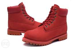 Original Red Timberland