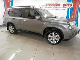 2008 nissan x-trail 2.5 le 4x4 at (r65) perfect family explorer