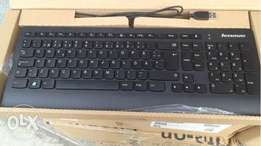 Lenovo Brand New Sealed Keyboard & Mouse