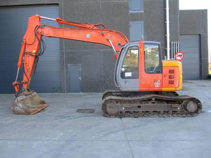 Hitachi Zx 135 - Us - 2006