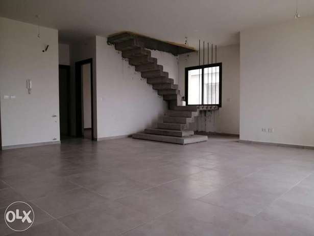 Broummana (ayoun) state of the art 140m2 with 140attic - open view