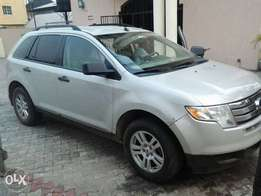 Extremely Neat Sweet Ford Edge 2011 Model at Give away Price