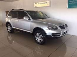 Volkswagen Touareg 3.0 Tdi V6 Tip for sale in Western Cape