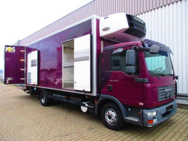 MAN TGL 12.240 BL 4x2 TGL 12.240 BL 4x2 Kühlkoffer Carrier