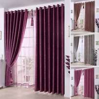 Check out dis quality curtains just for u,make ur sitting room luk goo