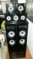 Telefunken High Powered Home theatre speakers for sale