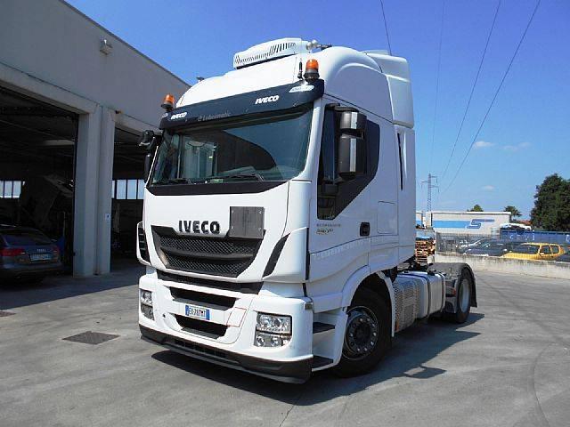 Iveco Stralis 480 ADR - 2015