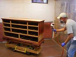 furniture sprayer finisher job available