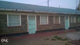 2 bedroomed to let kiamunyi nakuru kshs 8500.