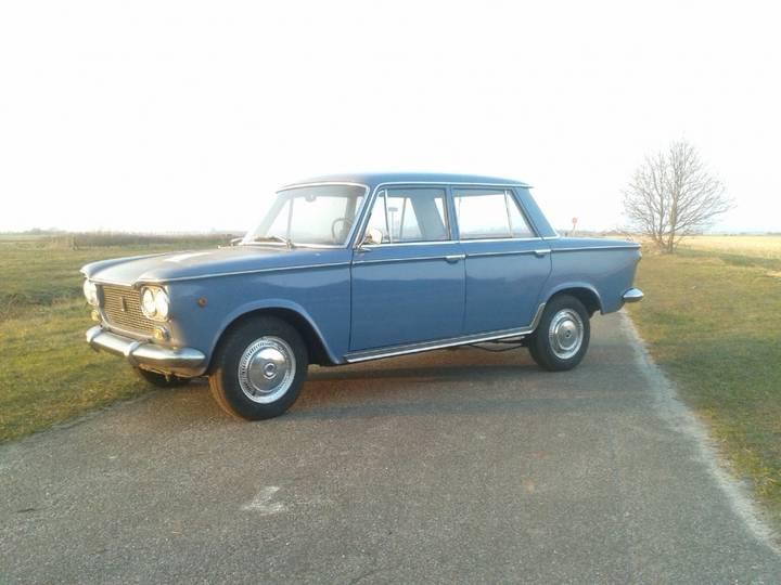 Fiat 1300 Oldtimer - 1963