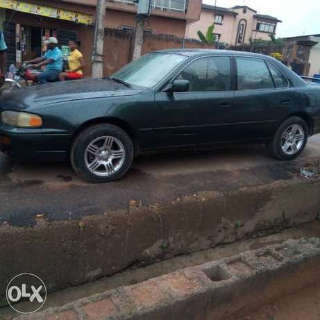 ADORABLE MOTORS: A clean, well used 1996 Toyota Camry Lagos Mainland - image 1