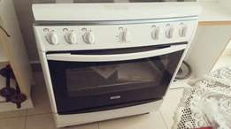 Defy 6 Plate Gas Stove With Oven