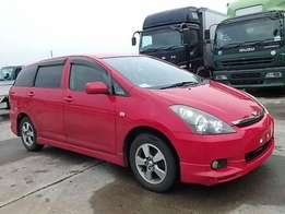 Toyota wish model 2004 for sale