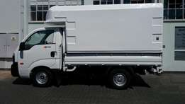 2012 Kia - K 2700 Workhorse Dropside Price R66999