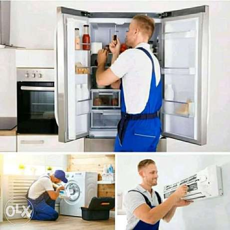 Fridge | Washing Machine | Ac Repair & All Maintenance In Doha Qatar..
