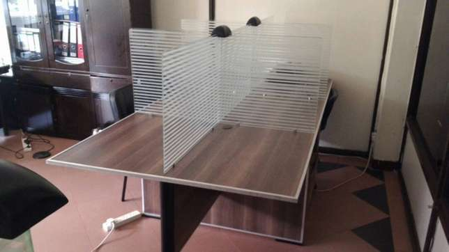New work station and reception table Kampala - image 3