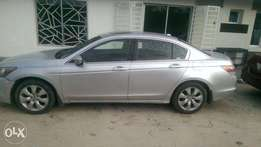 Very Clean Honda Accord 2008 Silver For Sale