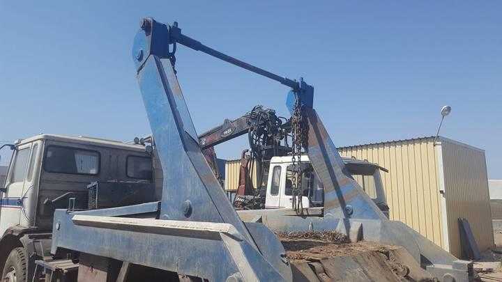 Multilift 18 ton