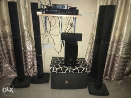 LG DVD Home Theater System (Used)