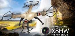 The formidable Syma X8HW FPV camera drone with altitude hold (new)