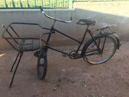 Panther Vintage Delivery Bicycle