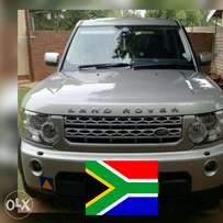 FOR SALE: Landrover Discovery 4S