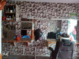 Salon & Kinyozi for sale