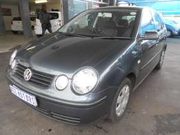 2003 VW Polo 1.4 For R 55000