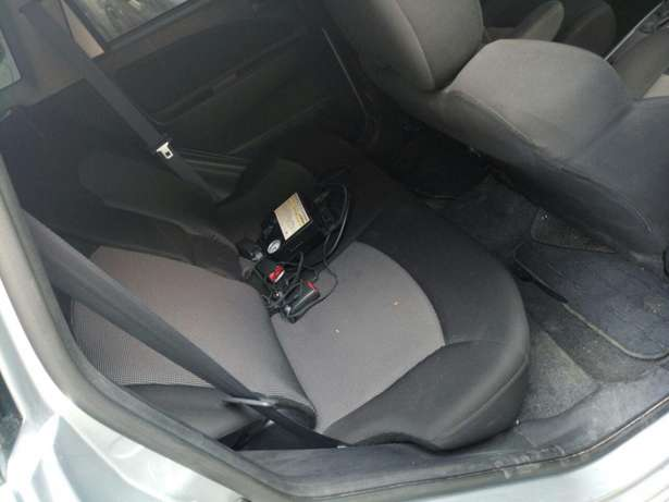 Mitsubishi colt plus KCM number 2010 model loaded with alloy rims Mombasa Island - image 8