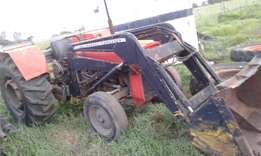 Massey loader speares